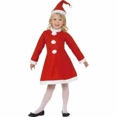 Kerst jurk voor meiden dames