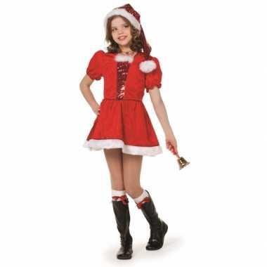 Kostuums Dames.Kerst Meisjes Kostuum Deluxe Dames