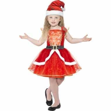 Lichtgevend kerstjurk voor meisjes dames